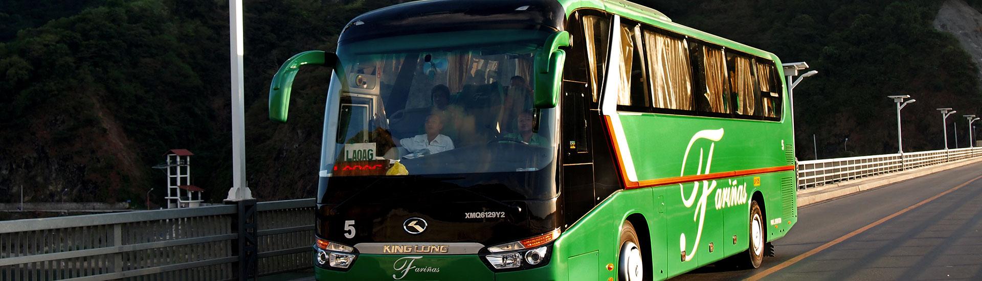 Fariñas Trans Laoag-Manila-Baguio