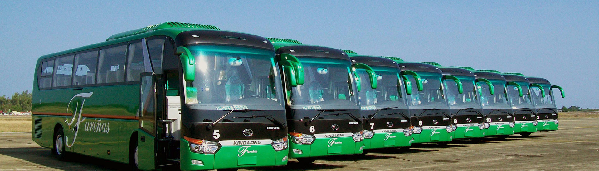 Farinas Air-conditioned buses