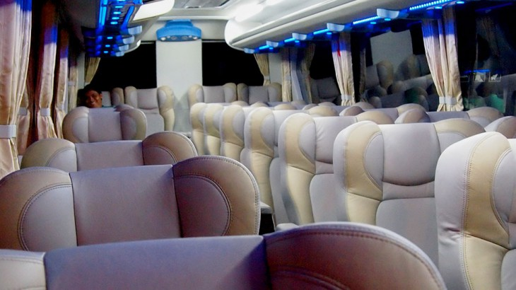Comfortable Bus