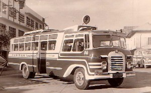 Farinas Bus 1966